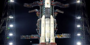 India has launched an ambitious mission to the Moon