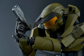 Halo – ReEdit Master Chief 112 Scale Figure by 1000Toys – The Toyark – News