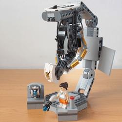 Portal 2 – GLaDOS vs Chell and Wheatley