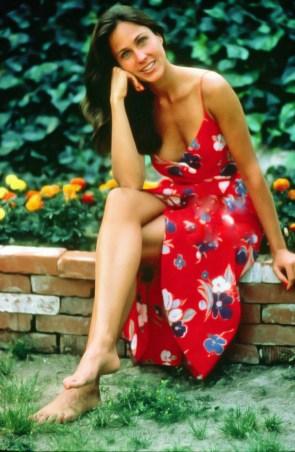 Erin Gray in a red dress.jpg