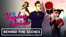 DC Universe's Harley Quinn – Official Behind the Scenes First Look
