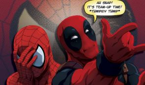 spider-man and deadpool teaming up.jpg