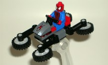 spider-man hover car