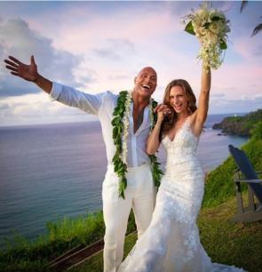 The Rock Got Married