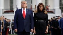 Donald Trump sure has a strange way of commemorating 911