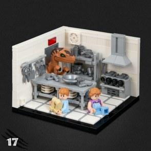 17 – Kitchen Scene