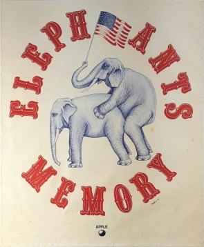 ELEPH ANTS MEMORY