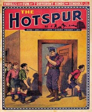 THE HOTSPUR