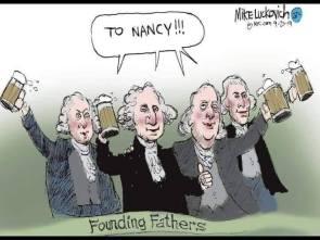 TO NANCY