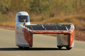 solar driver