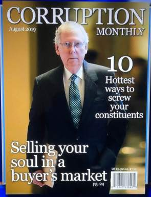 CORRUPTION MONTHLY