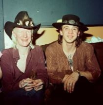 JOHNNY AND STEVIE