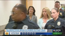 Amber Guyger convicted of murder in 2018 apartment shooting