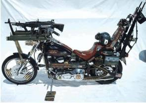 TACTICAL MOTORCYCLE