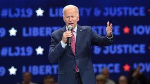 Biden says he won't legalize marijuana because it may be a 'gateway drug'