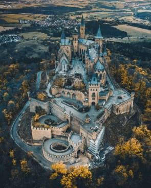 top tier castle