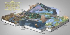 This Princess Bride Themepark Ride Concept Retells the Classic Story