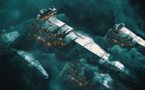rise of skywalker's star destroyers