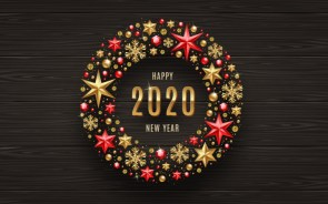Happy 2020 New Year