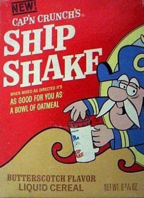 SHIP SHAKE