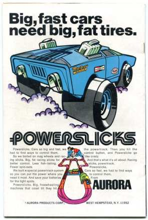 POWERSLICKS