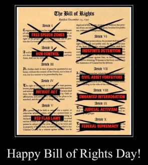 Happy Bill of Rights Day