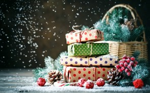 old fashioned wrapping
