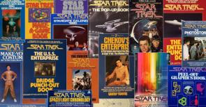 StarTrekcom 40 years of Star Trek publishing at Simon & Schuster