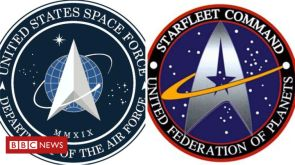 US Space Force logo looks like one from Star Trek