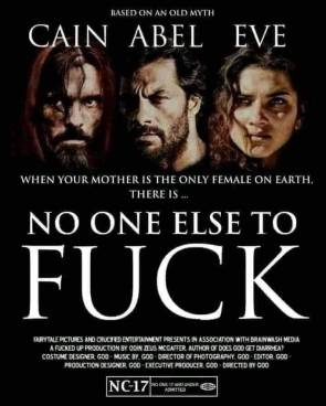 NO ONE ELSE TO FUCK