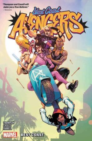 West Coast Avengers Best Coast