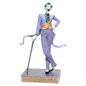 DC Comics Joker Statue by Jim Shore