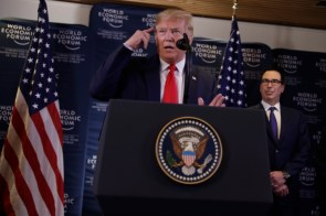 Trump Brags About Concealing Impeachment Evidence 'We Have All the Material They Don't'