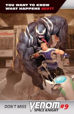 Venom v Flash