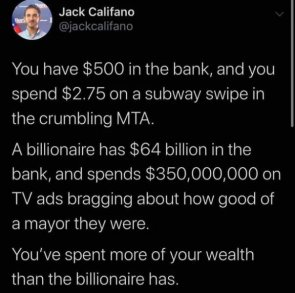 more of your wealth