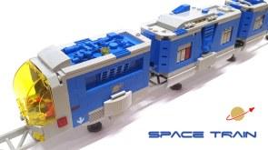 Neo Classic Space Train