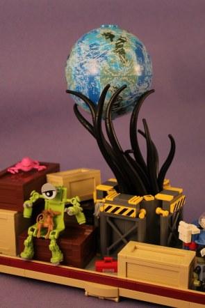 world snaffler and robochair