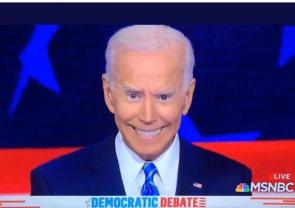 Does Joe Biden's animated corpse have a chance