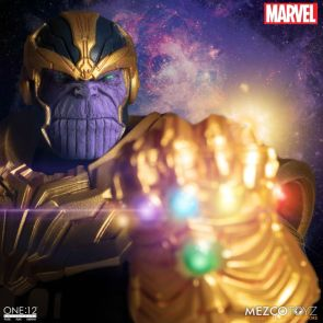 One12 Collective Thanos Figure from MezcoToyz Available NOW for Pre-Order