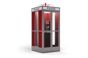 You Can Buy Your Own Bill and Ted Phone Booth
