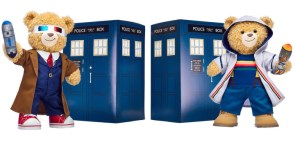 Build-A-Bear Gets a New DOCTOR WHO Line