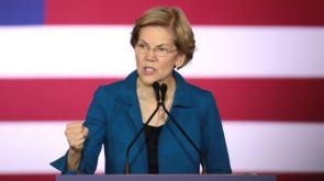 Warren introduces bill to redirect wall money to coronavirus
