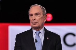 Democratic debate CBS Bloomberg draw jeers for ad buy stacked audience