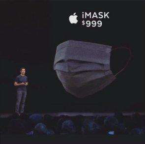 iMASK 999