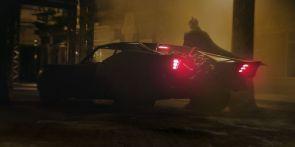 Robert Pattinson's Batmobile is a… Muscle Car