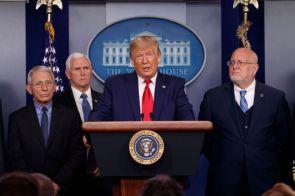 Racist Trump Defends Using 'Chinese Virus' to Describe Coronavirus Pandemic