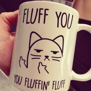 fluff you you fluffin' fluff