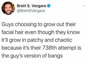 guy bangs