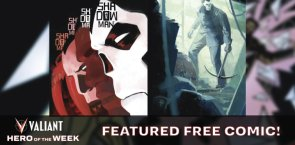 Free Shadowman Comics