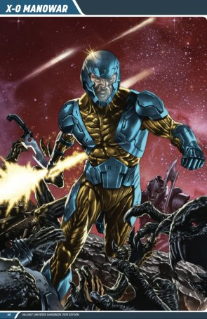 every Valiant comic book in one